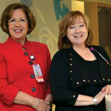 Linda Hurwitz, RN, MS, NEA-BC and Erin Facelle, RN, CCRN, DNP