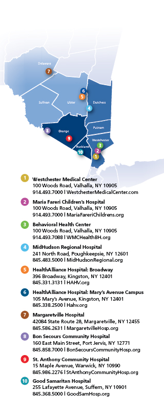 Valhalla New York Map.Jono Advancing Care In The Hudson Valley